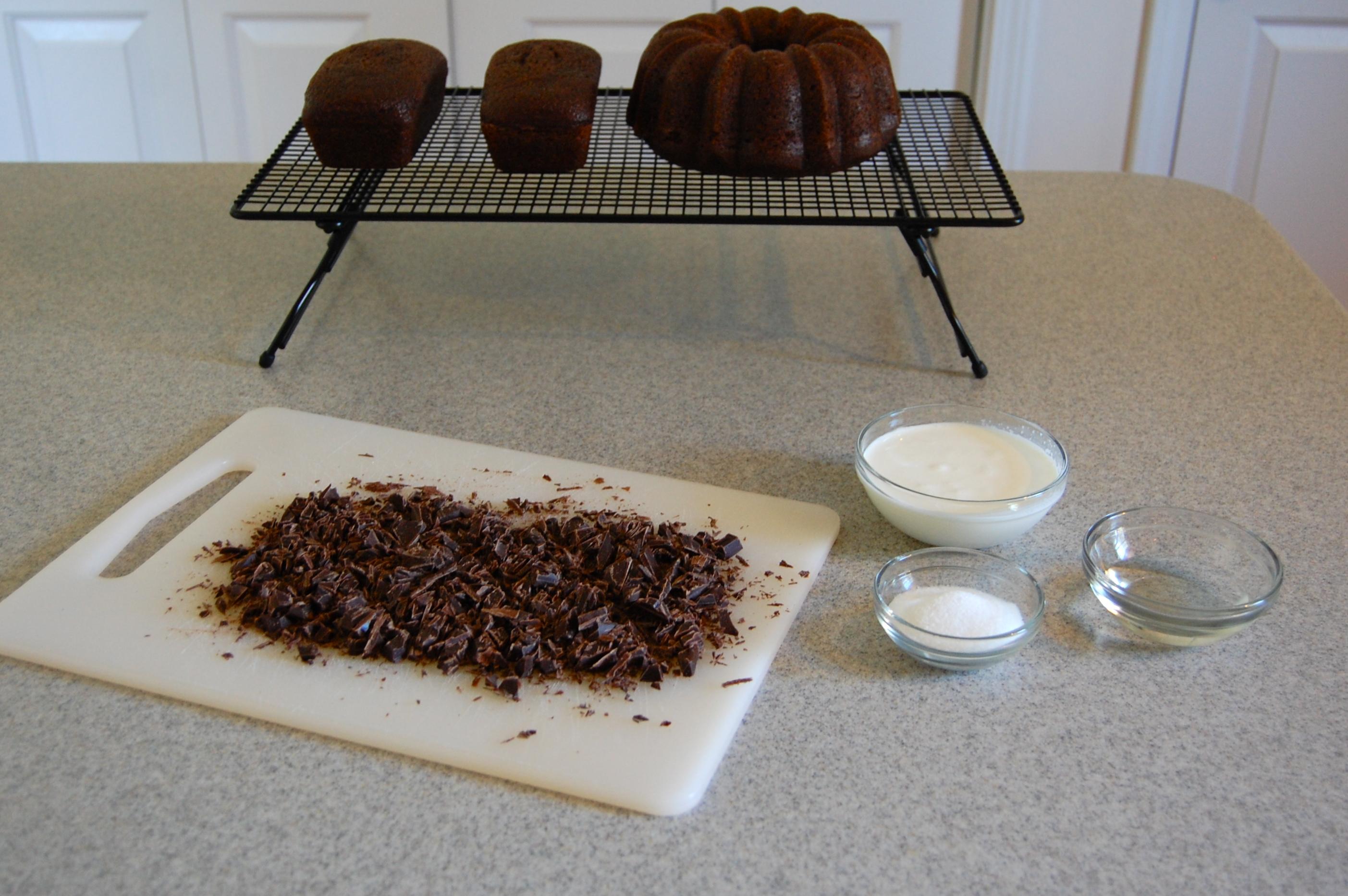 Presto Sour Cream Cake Recipe